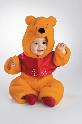 Winnie The Pooh Toddler Deluxe Costume