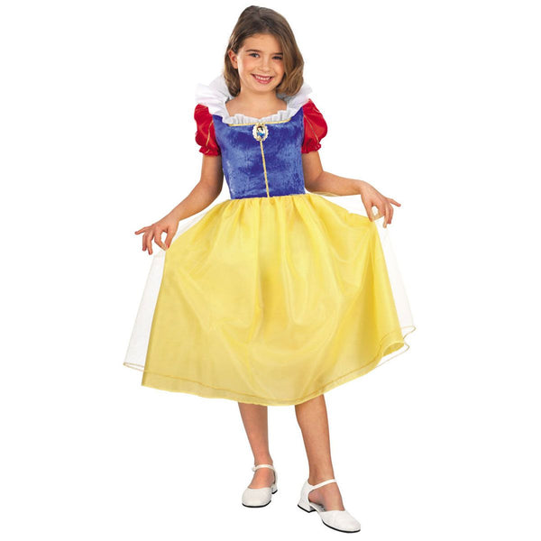 Girl's Snow White Costume Medium (7-8)