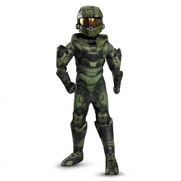 Halo Master Chief Prestige Costume