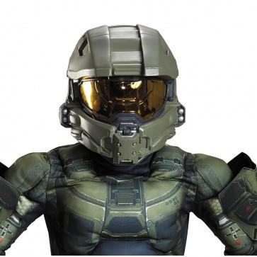 Halo Master Chief Child Full Helmet