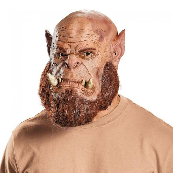 Warcraft Orgrim Deluxe Mask - Adult