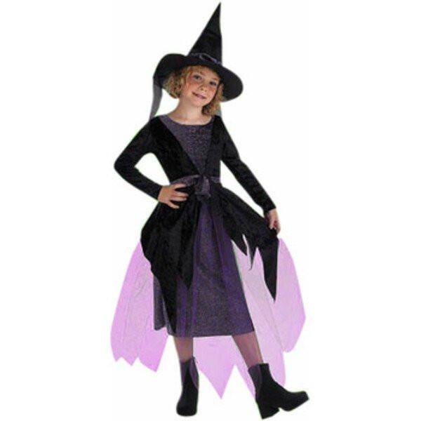 Fairtale Witch Purple