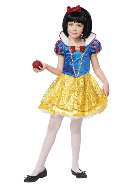 Kids Snow White Deluxe Costume CA-00418