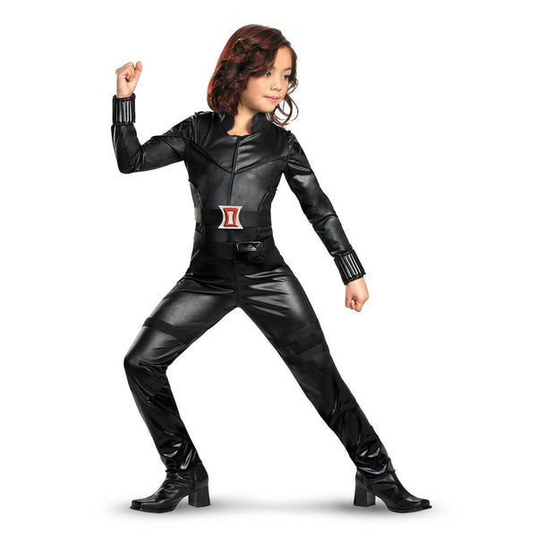 Kids Black Widow Deluxe Costume