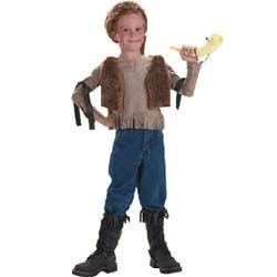 Kids Wild Frontier Man Costume