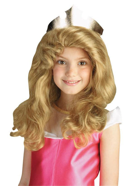Princess Aurora Wig