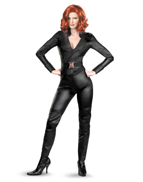 Adult Black Widow Deluxe Costume