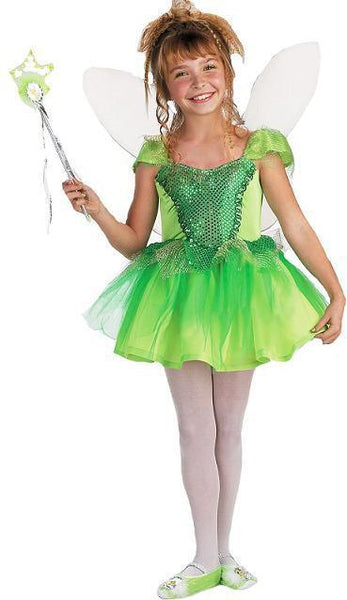 Girls Tinkerbell Prestige Costume