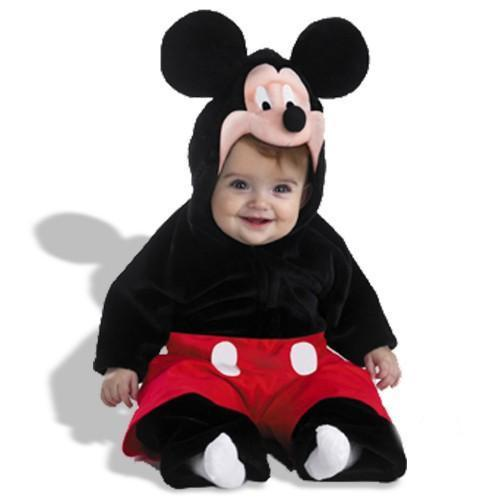 Infant Mickey Mouse Deluxe Costume