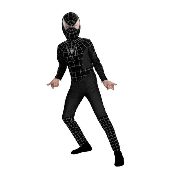 Kids Black Suit Spider-Man Quality Costume