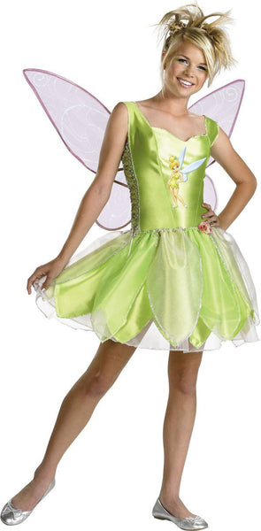 Kids Disney Faeries Tinker Bell Costume