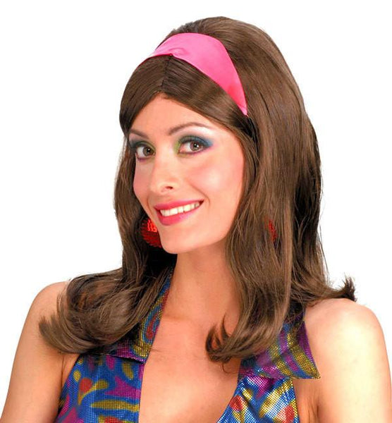 Adult 60's Go- Go Wig