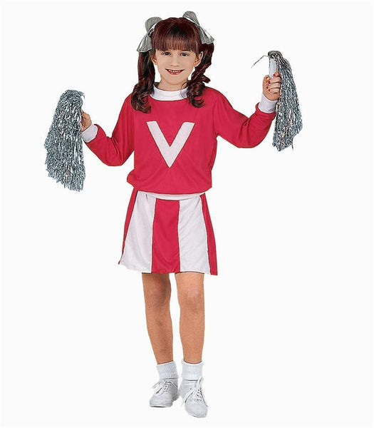 Child Cheerleader Costume