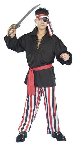 Teen Pirate Costume