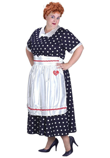 Adult I love Lucy Plus Size costume