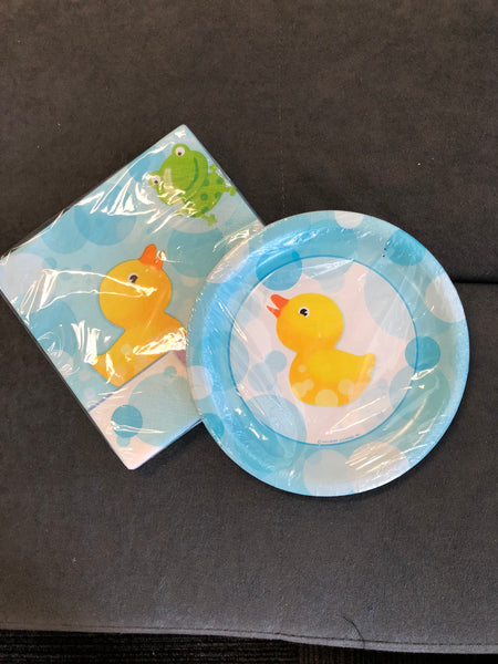 Baby Shower for 16 - Ducky
