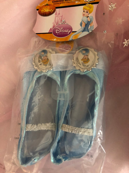 Cinderella Costume Party Box for 8 Guests (Size 4-6)