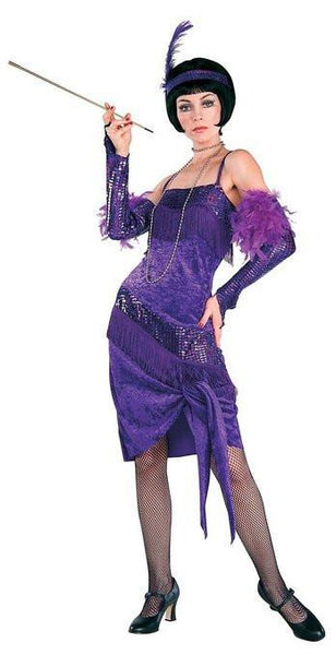 Adult Fabulous Flapper Costume