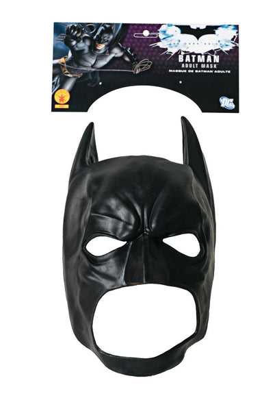 Adult Batman 3/4 Vinyl Mask