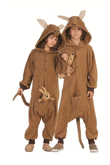 Kids Kittle Kangaroo Costume RG-40225