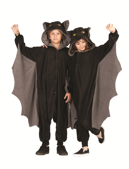 Kids Bugsy The Bat Funsie Costume
