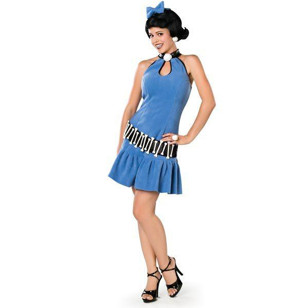 Adult Betty Rubble Costume R-16881
