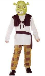 Kids Shrek Costume R-18894