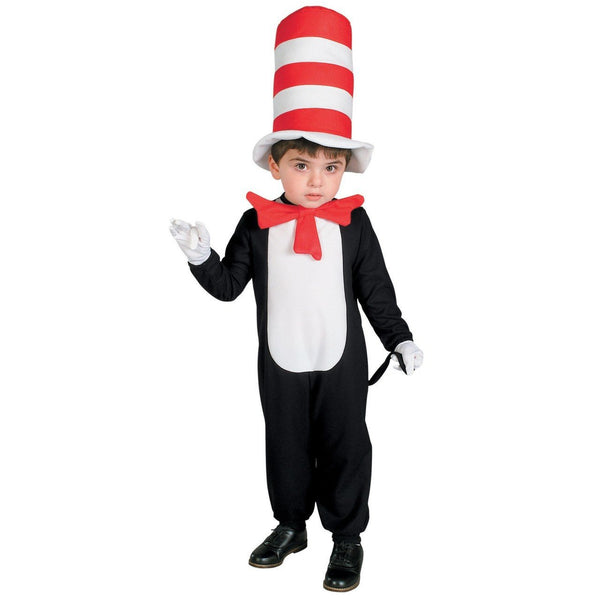 Toddler The Cat In The Hat Costume