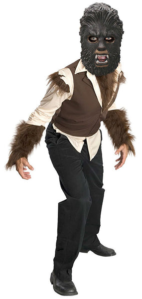 Kids Wolfman Costume