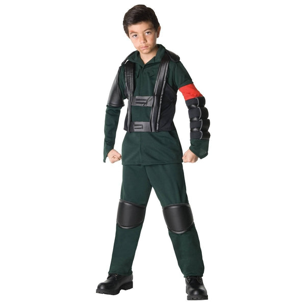 Terminator 4 Kids John Connor Deluxe Costume