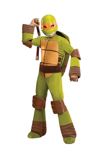 Kids Deluxe Michelangelo Costume
