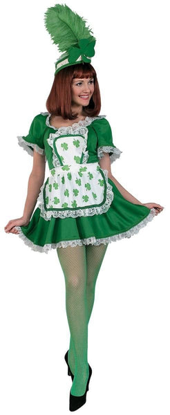 Irish Colleen Adult Costume