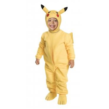 Toddler Pikachu Pokemon Costume