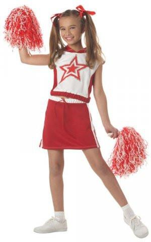 Kids Superstar Cheerleader Costume