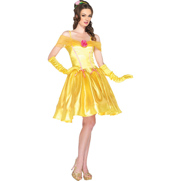 Adult Charming Belle Costume