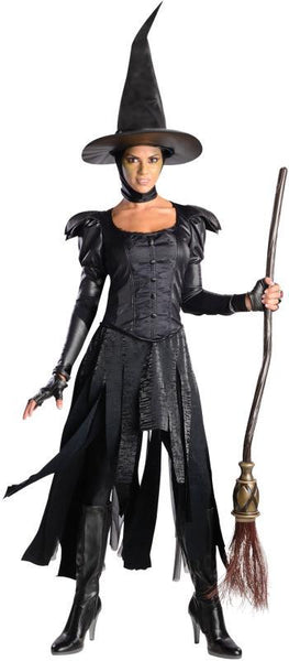 Deluxe Wicked Witch of the West Adult Costume