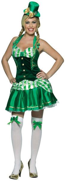 Adult Shamrock Sweetheart Costume