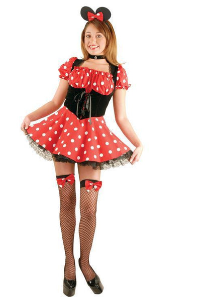 Little Miss Mouse Adult Costume