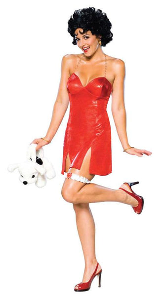 Adult Betty Boop Short dress