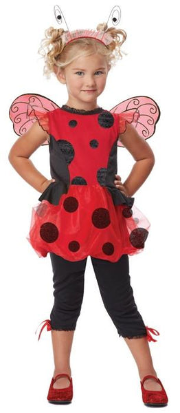 Toddler Ladybug Cute As a Bug Costume