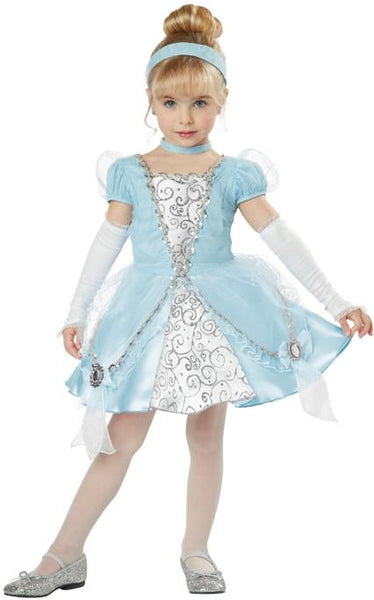 Toddler Cinderella Deluxe Costume