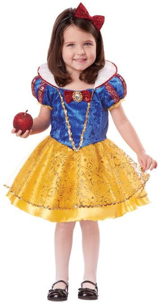 Toddler Snow White Deluxe Costume