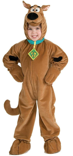 Kids Scooby-Doo Deluxe Costume