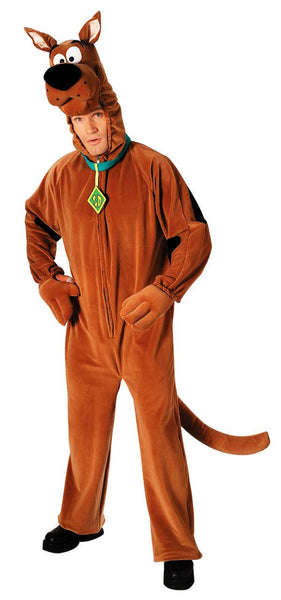 Adult Deluxe Scooby-Doo Costume