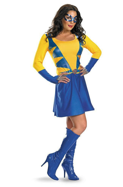 Adult Wolverine Girl / Wild Thing Costume