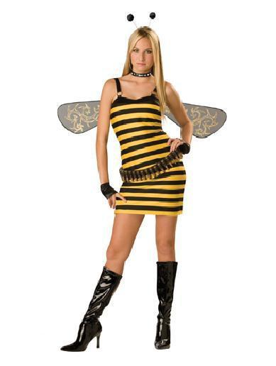 Teen Killer Bee Costume