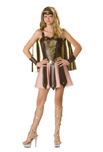 Teen Colosseum Cutie Costume
