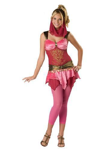 Teen Veiled Vixen Costume