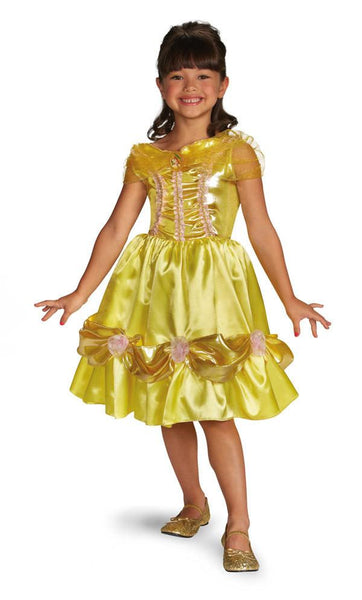 Kids Belle Sparkle Costume