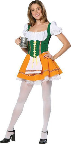 Swiss Miss Teen Costume